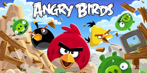 Rovio перевыпустила Angry Birds для Windows Phone