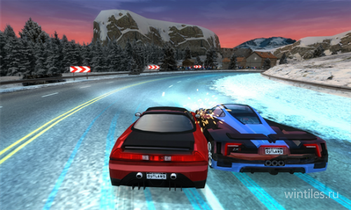 Игра Drift Mania: Street Outlaws доступна для Windows Phone 8