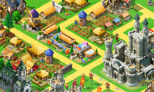 Игра Kingdoms & Lords доступна для Windows Phone 8