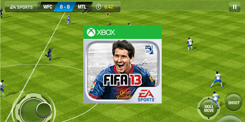 Nokia-эксклюзив FIFA 13 теперь доступен всем владельцам Windows Phone 8