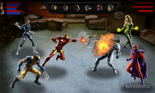 Avengers Alliance уже в Магазине Windows Phone