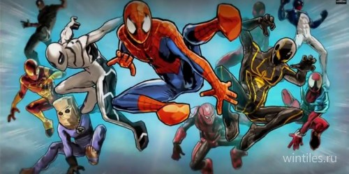 Gameloft готовит для Windows Phone игру Spider-Man Unlimited