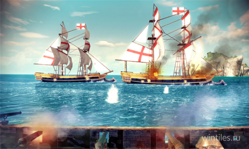 Игра Assassin's Creed Pirates выпущена и для Windows Phone