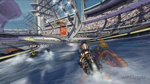 Новые игры для Windows Phone: FIFA 15 Ultimate Team, Riptide GP2 и Beach Buggy Racing